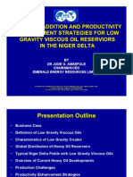 Reserves Addition From Low Gravity Crudes-dr Amaefule Spe Lagos Section Final-june 2009