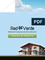 Catalogo Productos RedVerde