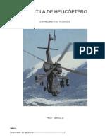 Apostila de Conhecimentos técnicos - Helicóptero