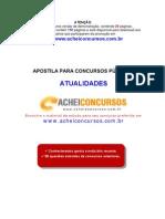 Apostila Atualidades 2012