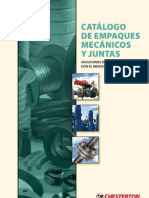 Catalogo Empaque y Juntas de Expansion