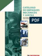 Catalogo Empaque y Juntas de Expansion