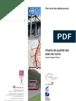 5l Charte de Qualite Des Axes
