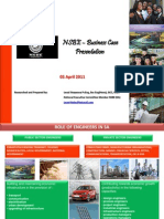 2011 Nsbe Business Case