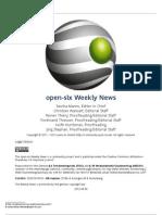 Open Slx Weekly News en 30