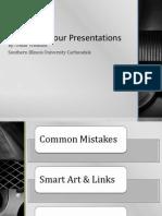 Animating Your Presentation