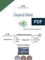 1 Concepto Materia Configuracion Propiedades Periodicas