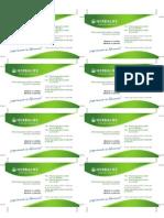 DS Business Card SP Weight Management