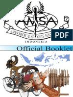 Booklet AMSA Indonesia 2011-2012