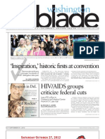 washingtonblade.com - volume 43, issue 46 - september 7, 2012