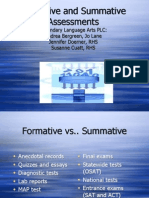 FormativeandSummativeAssessments-PLCfinalproduct