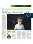 Bullying El Enemigo Oculto