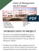 Apeejay Institute of Management, Jalandhar (2)
