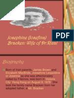 Rizal and Josephine Bracken