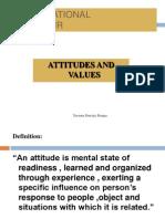 CH 5 Attitude