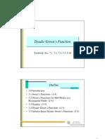 Dyadic Green's Function