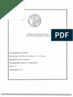 Programa Argentina I Goldman