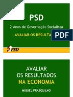 2 anos de Governo PS