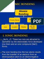 3. Interatomic Bonding