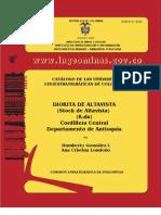 Diorita de Altavista
