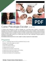 Psicologia Escolar Porto