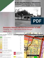Elemento Urbano Entrega Final Arq. Julio CGR 30 Mayo 2012