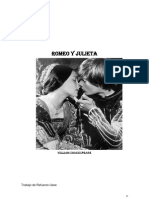 Romeo y Julieta ( Material adaptado) Lectura Fácil