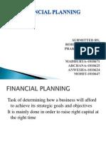 Financial Planning (2)