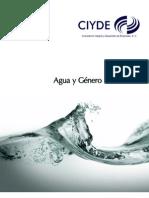 Tema 3. Agua y Genero