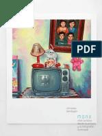 MONO - Intercambios desde la pintura y la fotografía iluminada | Centro Cultural Peruana Norteamericano | Arequipa, 2012