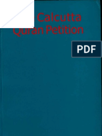 The Calcutta Quran Petition - Sita Ram Goel