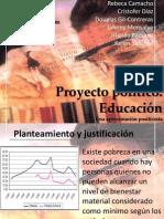 Proyecto político
