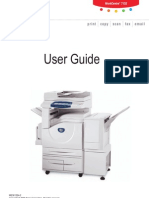 Xerox WC 7132 User Manual