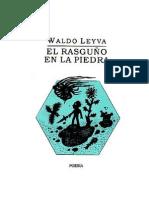 Waldo Leyva El Rasguno en La Piedra