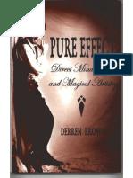 Derren Brown - Pure Effect