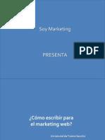 Como Escribir Para El Marketing Web