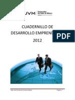 cuadernillo desarrollo empresarial