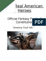 RAH Constitution