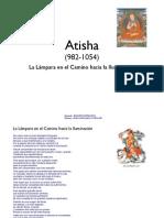 La Lámpara en el Camino hacia la Iluminación. Atisha (982-1054)