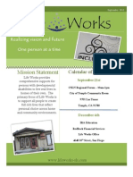 Life Works Newsletter #6 Done