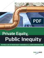 Private Equity, Public Inequity