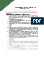 02 2012 45 Ejercicios de Matematicas Financieras