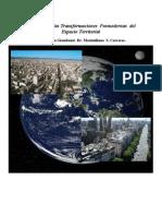 Pensando en las Transformaciones  Posmodernas  del Espacio Territorial
