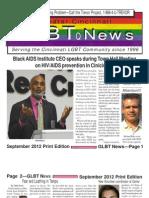 GLBT News September 2012