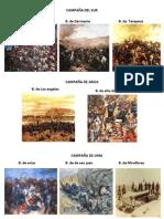 CAMPAÑA DEL SUR