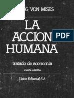 La Accion Humana