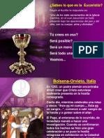 Euc Arista Corpus Christ i