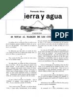 De tierra y agua - Fernando Silva