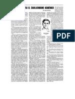 Mario Bunge-Contra El Charlatanismo Academico