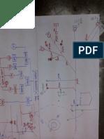 Instalaciones I Croquis PLano Ventilación y  Cloacas Estanco (Walter Lopez)